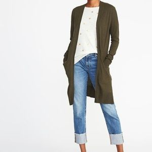 Old Navy long cardigan. X-large.